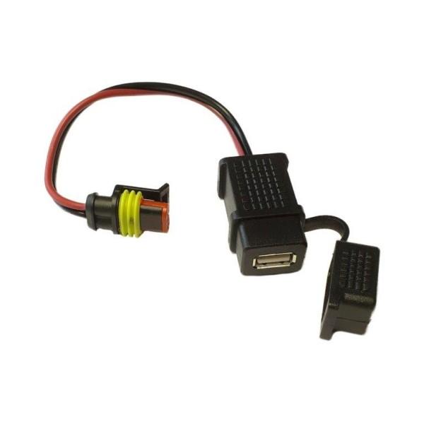USB Port für Aprilia RS/ Tuono