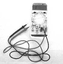 Motortester, Multimeter