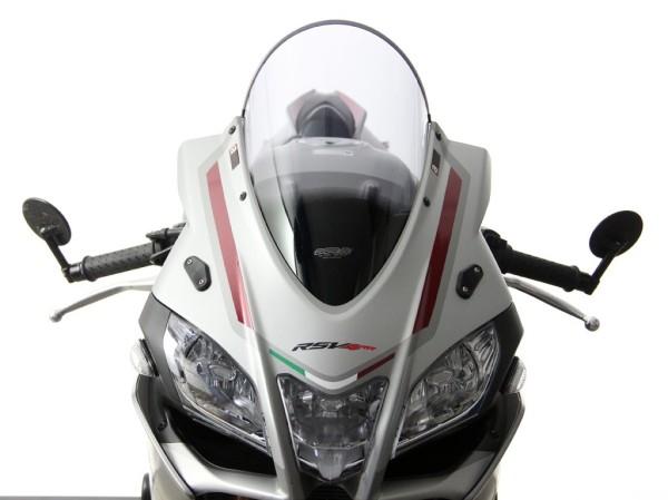 "Racingscheibe MRA ""R"" rauchgrau APRILIA RSV 4 RR/RF 2015-"