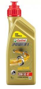 Castrol Motoröl 4 Takt, 20W/50, Power 1, mineralisch, 1 l