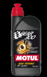Motul Gear 300 75W-90 1 Liter vollsynthetisches Getriebeöl