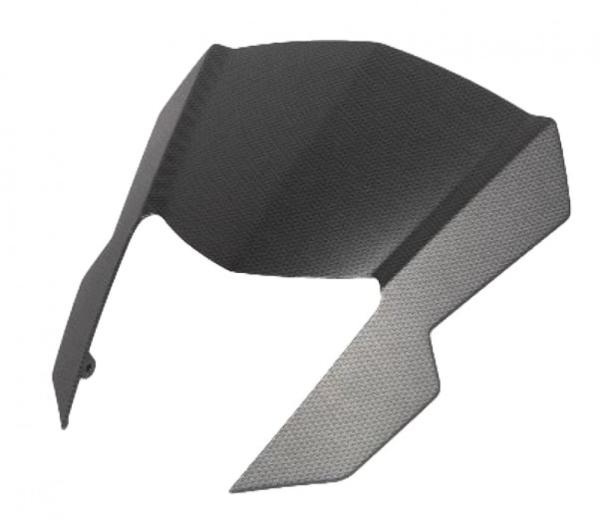 Abdeckung, schwarz, Carbon Optik für SX50, RX50, Motard