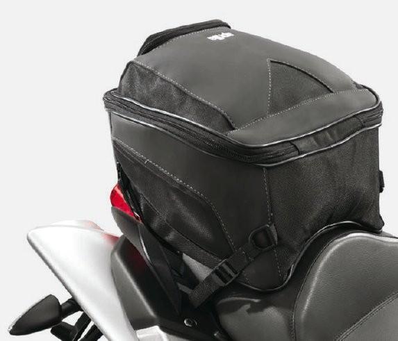 Gepäcktasche, schwarz
