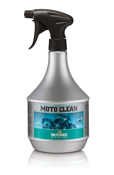 Motorex Motorradreiniger, Moto Clean, Sprühflasche, 1 Liter