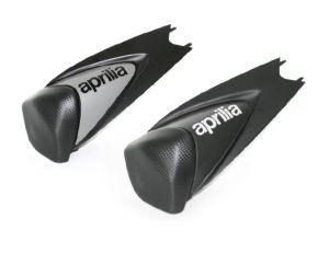 Sitzabdeckung, schwarz für Aprilia RS4 125