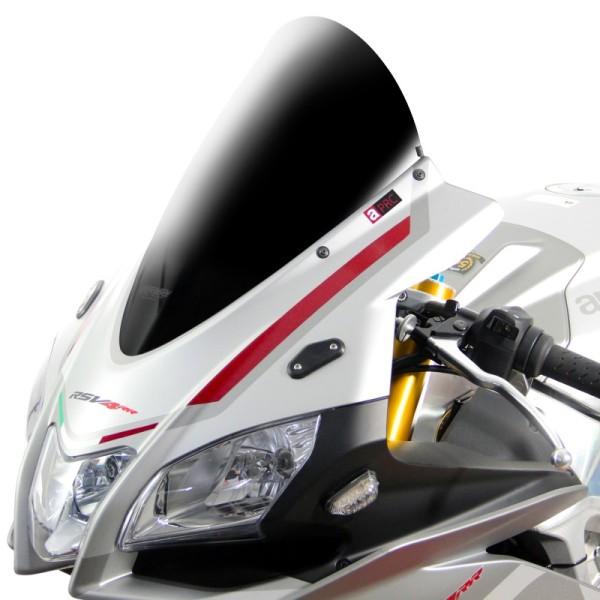 "Racingscheibe MRA ""R"" schwarz Aprilia RSV4 RF 2015 -"