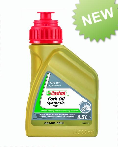 Castrol Gabelöl, SAE 5, vollsynthetisch, 0,500 l