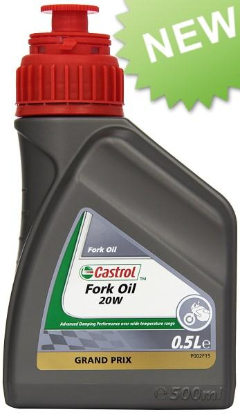 Castrol Gabelöl, SAE 20, mineralisch, 0,500 l