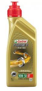 Castrol Motoröl 4 Takt, 10W/50, Power 1 Racing, vollsynthetisch, 1 l