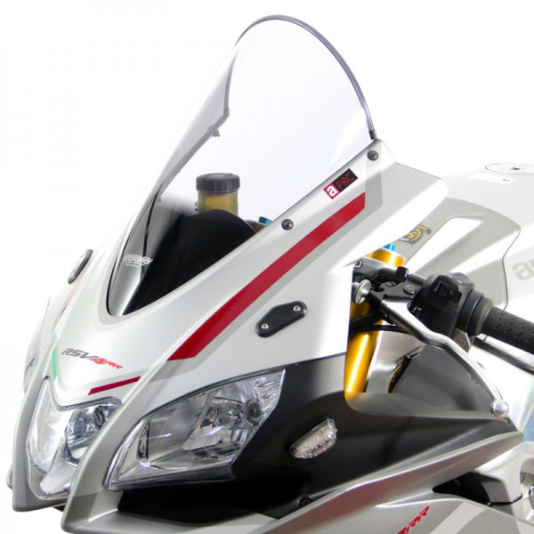"Racingscheibe MRA ""R"" klar Aprilia RSV4 RF 2015-"