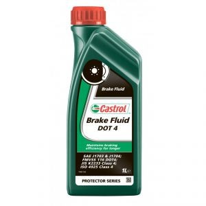 Castrol Bremsflüssigkeit, Brake Fluid DOT 4, 0,500 l