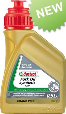 Castrol Gabelöl, SAE 10, vollsynthetisch, 0,500 l